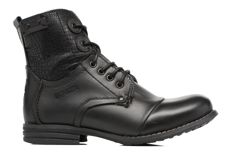 Bottines et boots Bunker Sara sar Noir vue derrière