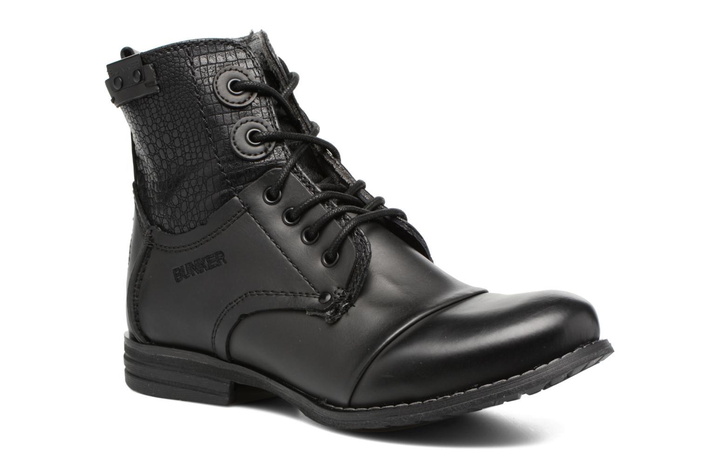 Bottines et boots Bunker Sara sar Noir vue détail/paire