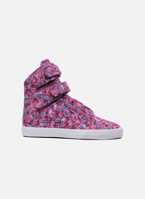 Sneakers Supra Society w Rosa immagine posteriore