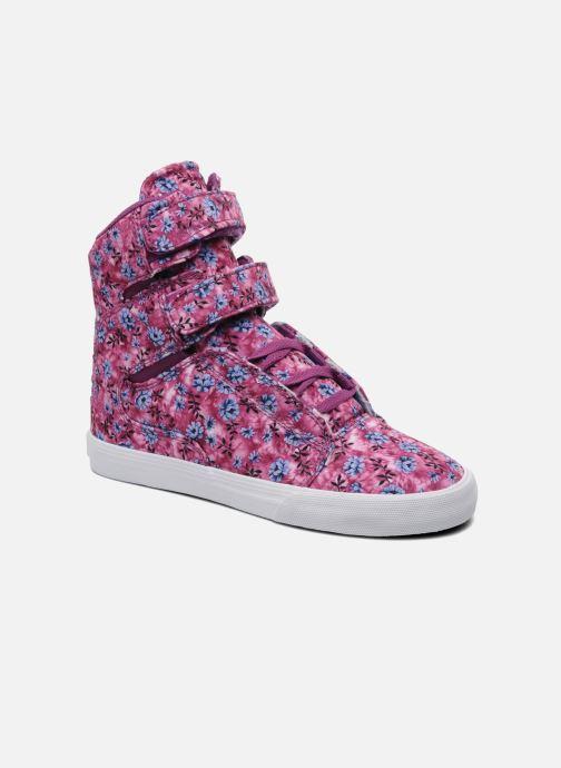 Sneakers Supra Society w Rosa vedi dettaglio/paio
