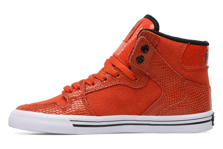 Sneakers Supra Vaider w Rood voorkant