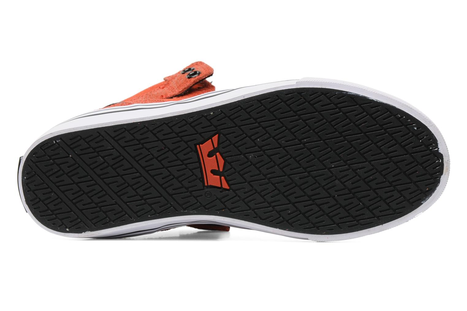 Sneakers Supra Vaider w Rood boven