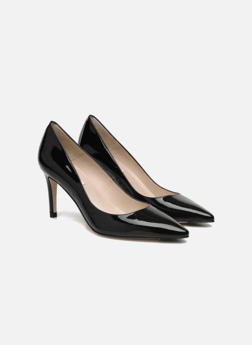 High heels L.K. Bennett Floret Black 3/4 view