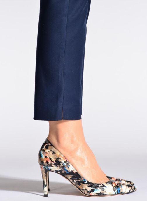 High heels L.K. Bennett Floret Black view from underneath / model view