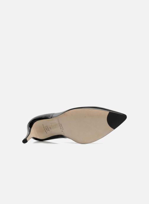 High heels L.K. Bennett Floret Black view from above
