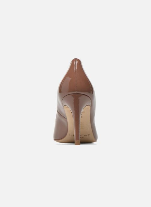 Zapatos de tacón L.K. Bennett Floret Marrón vista lateral derecha