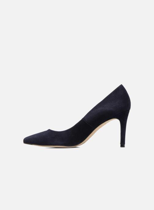 Zapatos de tacón L.K. Bennett Floret Azul vista de frente