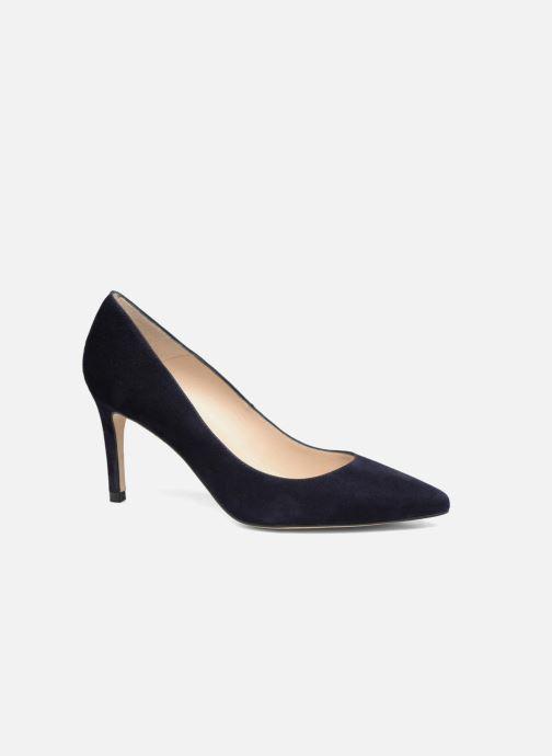 Høje hæle L.K. Bennett Floret Blå detaljeret billede af skoene