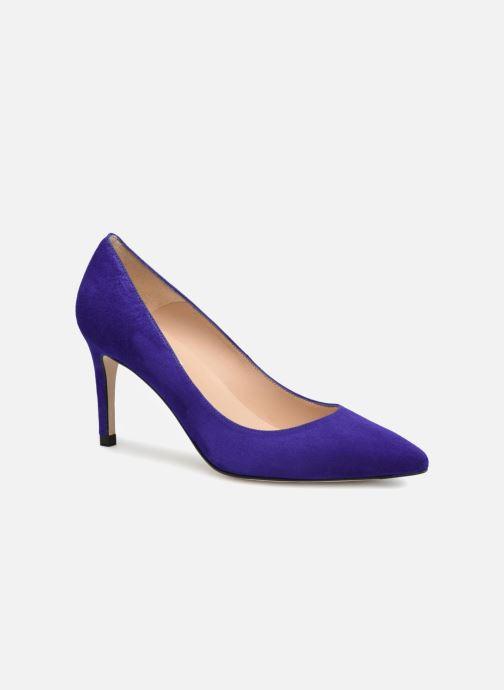 High heels L.K. Bennett Floret Blue detailed view/ Pair view