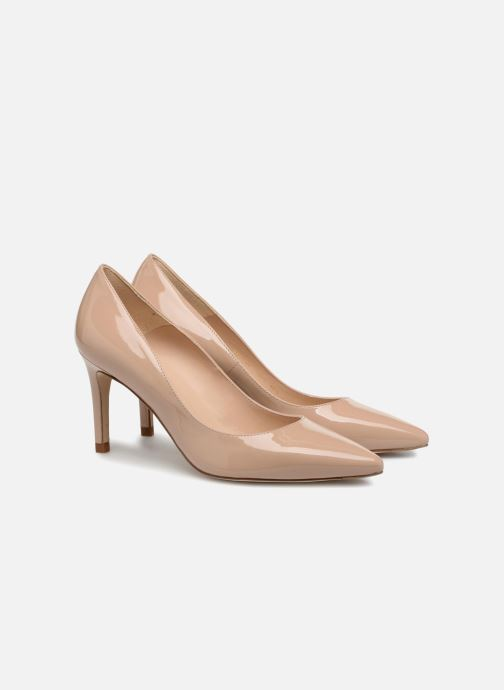 Zapatos de tacón L.K. Bennett Floret Beige vista 3/4