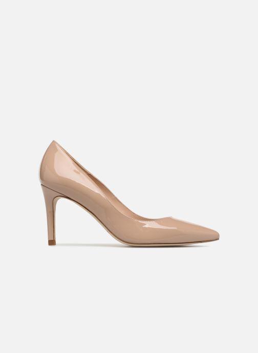 High heels L.K. Bennett Floret Beige back view