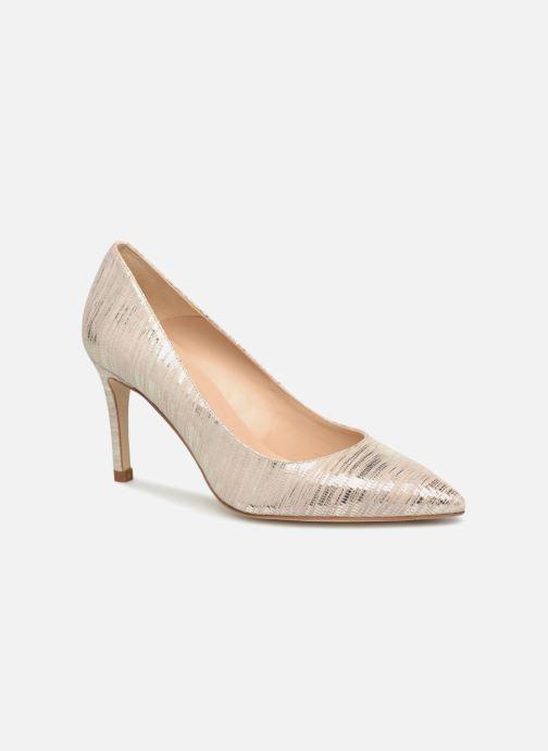 Høje hæle L.K. Bennett Floret Beige detaljeret billede af skoene