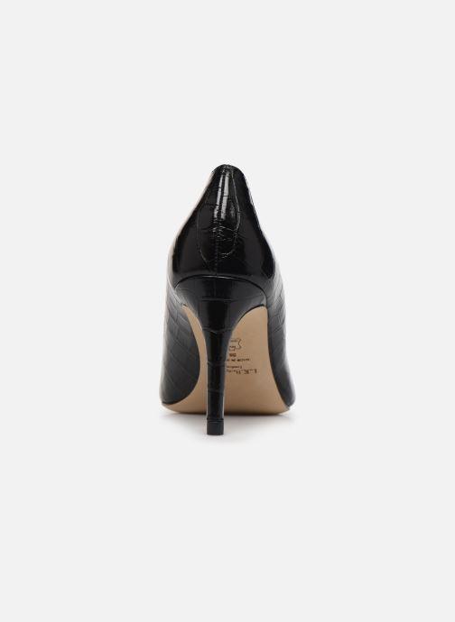 Zapatos de tacón L.K. Bennett Floret Negro vista lateral derecha