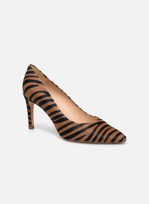 Zapatos de tacón L.K. Bennett Floret Marrón vista de detalle / par