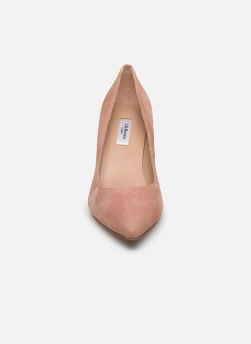 Zapatos de tacón L.K. Bennett Floret Rosa vista del modelo