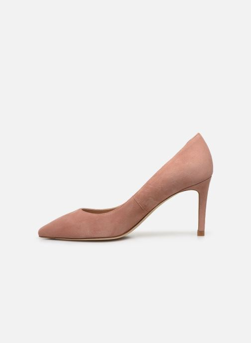 Zapatos de tacón L.K. Bennett Floret Rosa vista de frente