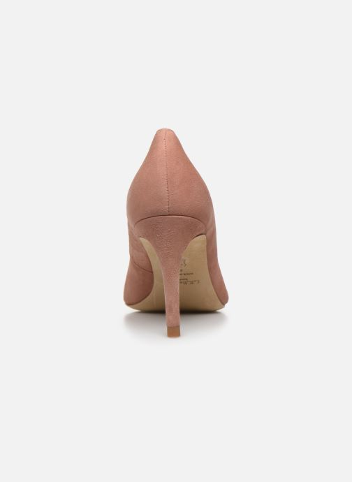Zapatos de tacón L.K. Bennett Floret Rosa vista lateral derecha