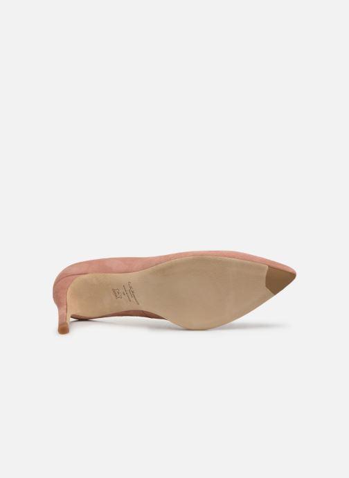 Zapatos de tacón L.K. Bennett Floret Rosa vista de arriba