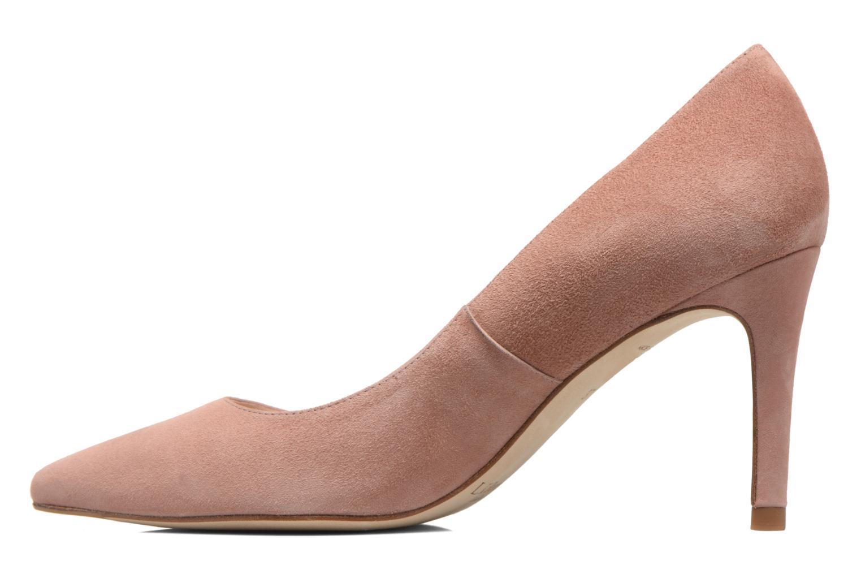 High heels L.K. Bennett Floret Pink front view