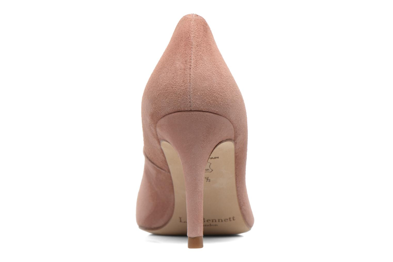 High heels L.K. Bennett Floret Pink view from the right