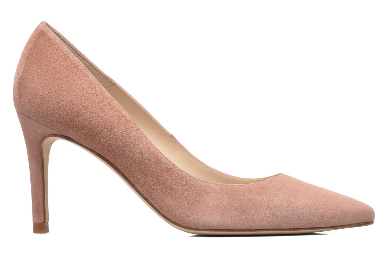 High heels L.K. Bennett Floret Pink back view