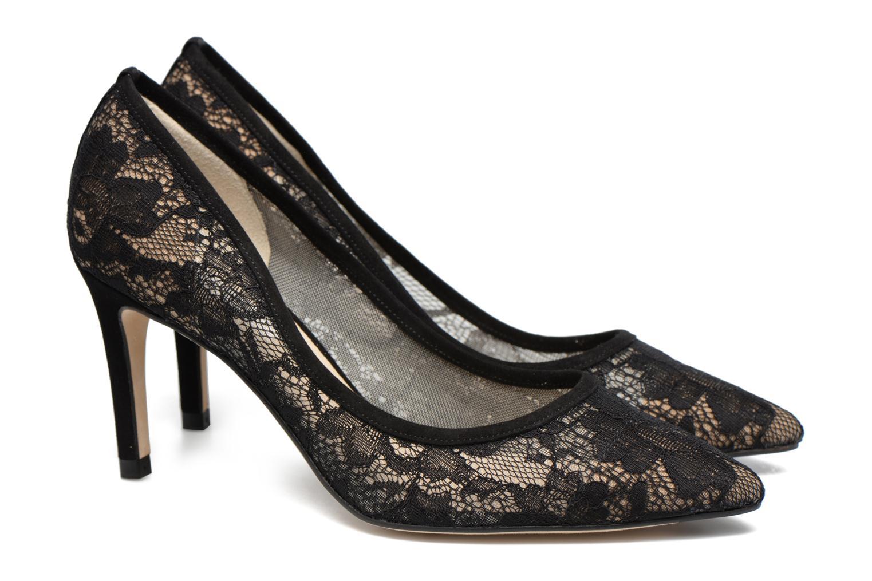 Zapatos de tacón L.K. Bennett Floret Negro vista 3/4