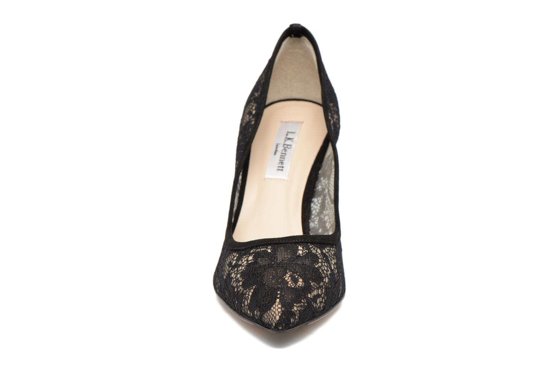 Escarpins L.K. Bennett Floret Noir vue portées chaussures