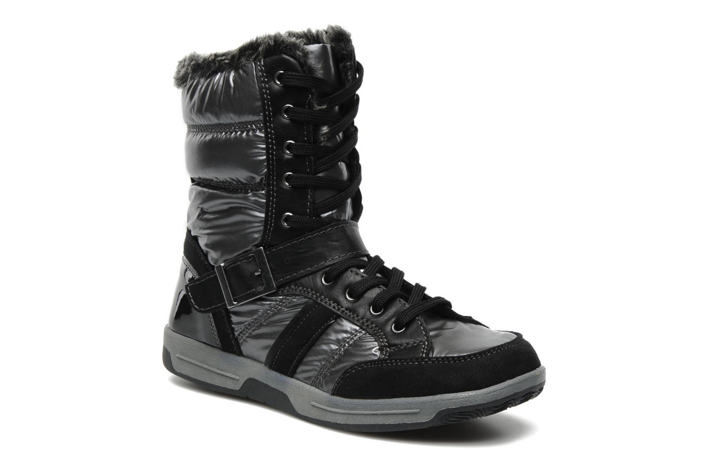 Bottes I Love Shoes Eperon Gris vue détail/paire