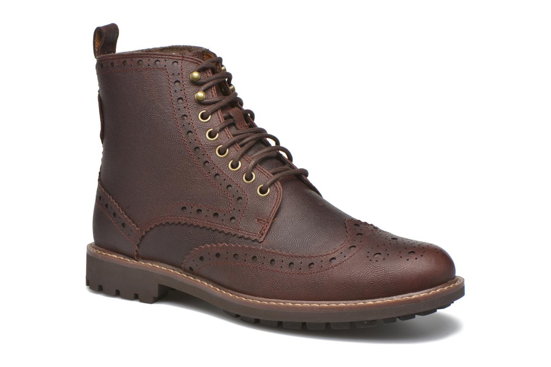 Clarks Montacute Lord (Marron) - Bottines et boots en Más cómodo Meilleur modèle de vente