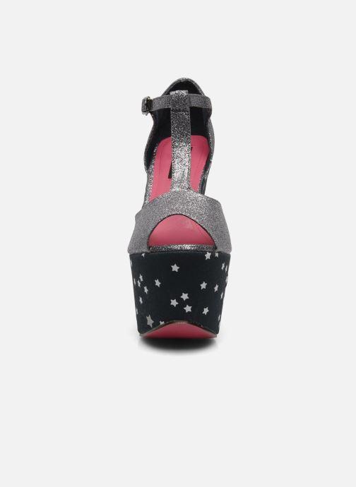 Sandaler Iron Fist STARRY NIGHT SUPER PLTFRM Sølv se skoene på