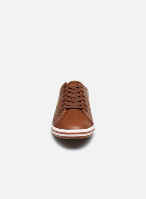 Sneakers Fred Perry Kingston Leather Bruin model
