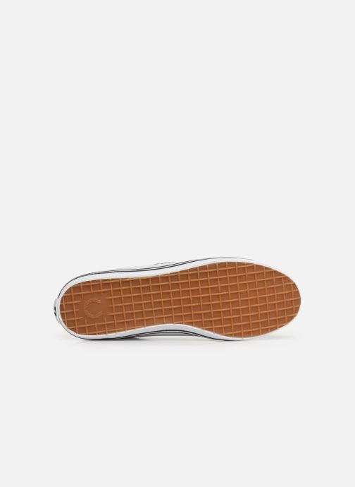 Sneakers Fred Perry Kingston Leather Wit boven