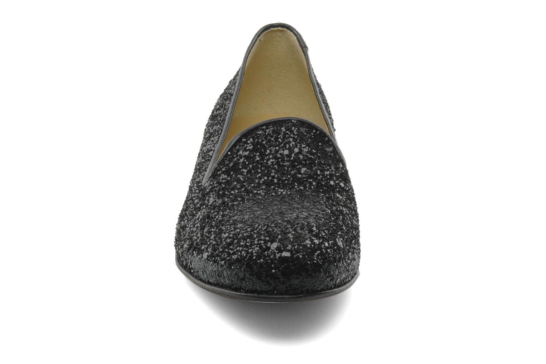 Mocassins Valensi Vovon Noir vue portées chaussures