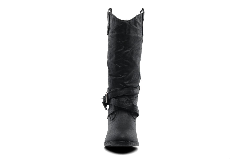 Stiefeletten & Boots Rocket Dog SIDESTEP schwarz schuhe getragen