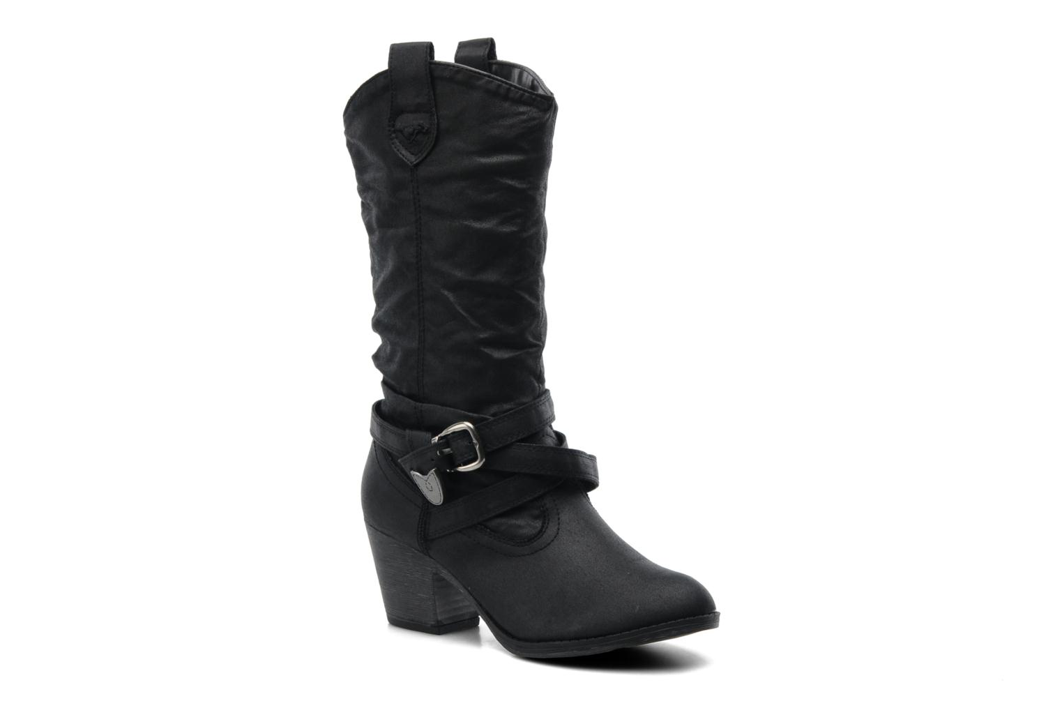 Stiefeletten & Boots Rocket Dog SIDESTEP schwarz detaillierte ansicht/modell