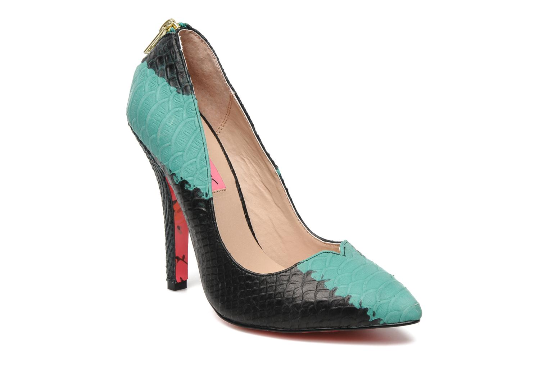 Betsey Johnson TAYLR (Vert) - Escarpins en Más cómodo Chaussures casual sauvages