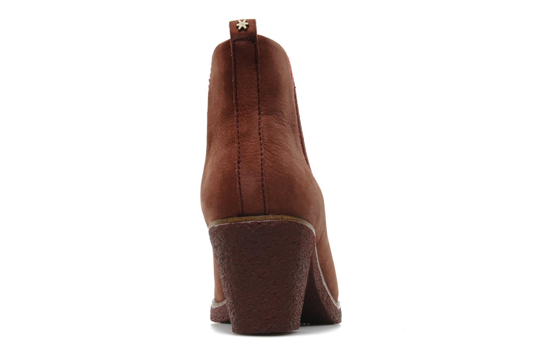 Bottines et boots Flipflop PEKKA DOS Marron vue droite