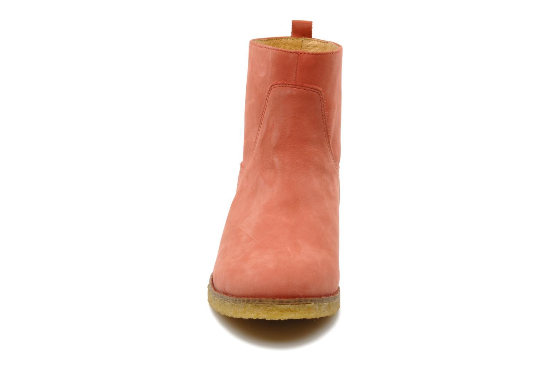 Bottines et boots Flipflop CABALLO Orange vue portées chaussures