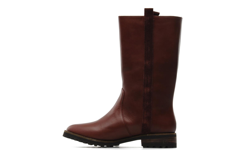 Bottines et boots Flipflop CORDOBA Marron vue face