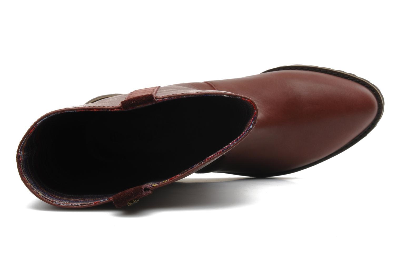 Bottines et boots Flipflop CORDOBA Marron vue gauche