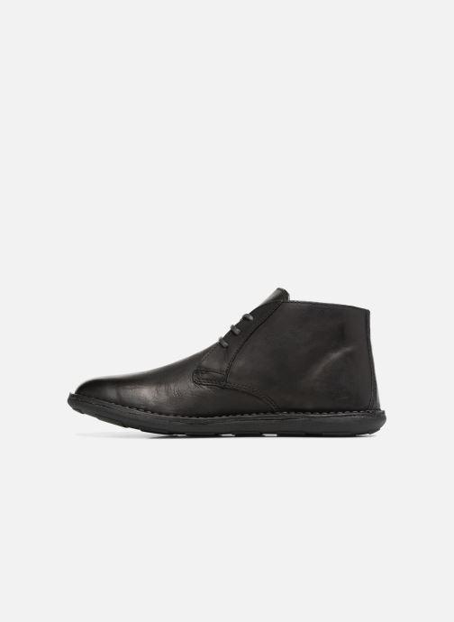 Zapatos con cordones Kickers SWIBO Negro vista de frente