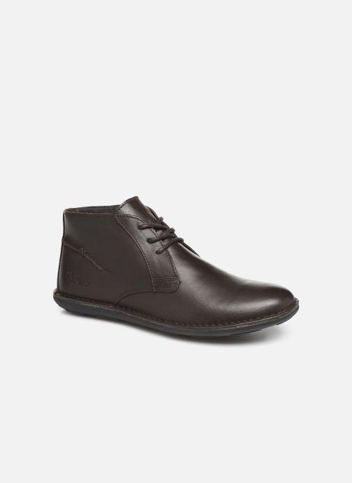 Scarpe con lacci Kickers SWIBO Marrone vedi dettaglio/paio