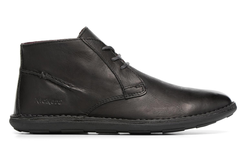 Chaussures à lacets Kickers SWIBO Noir vue derrière