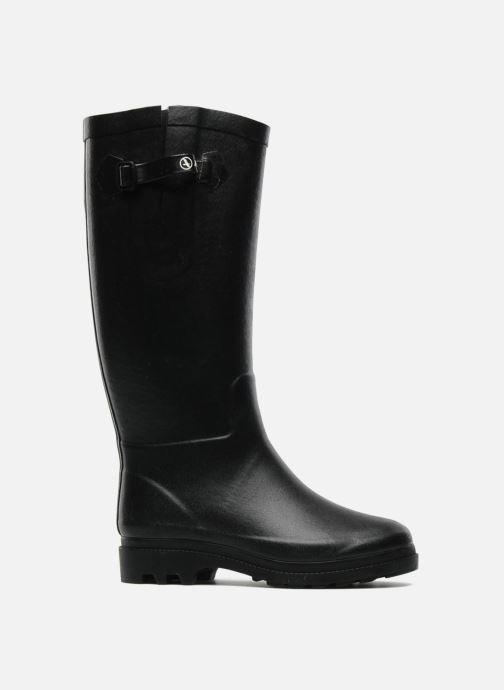 Boots & wellies Aigle Aiglentine Fur Black back view
