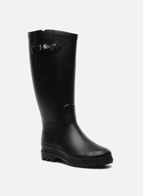 Boots & wellies Aigle Aiglentine Fur Black detailed view/ Pair view
