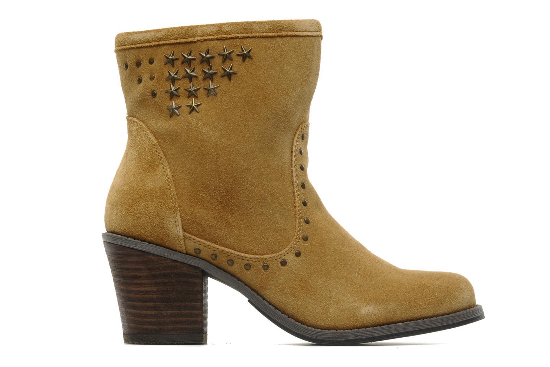 Bottines et boots Derhy Calify Beige vue derrière