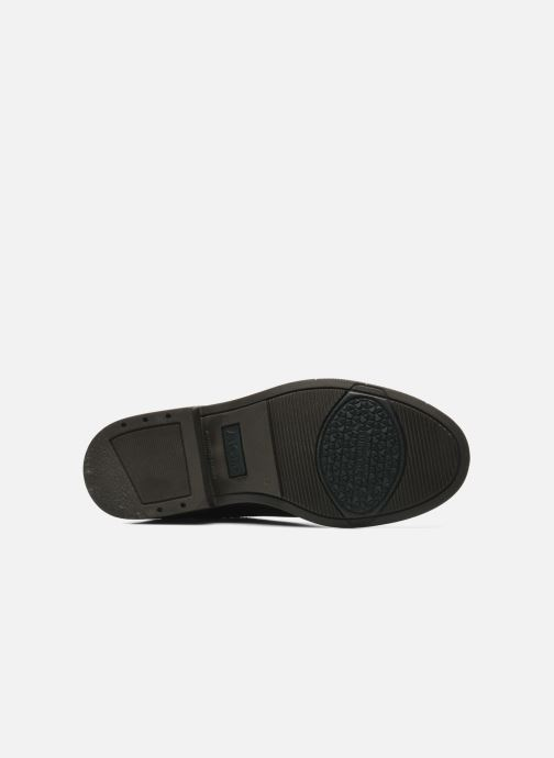 Chaussures de sport Aigle Orzac W Marron vue haut