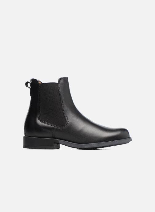 Chaussures de sport Aigle Orzac W Noir vue derrière