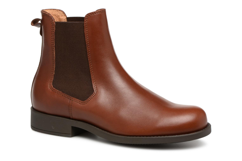 super popular 8f049 de735 Aigle Orzac W (Marron) - Chaussures de de de sport chez 32b868