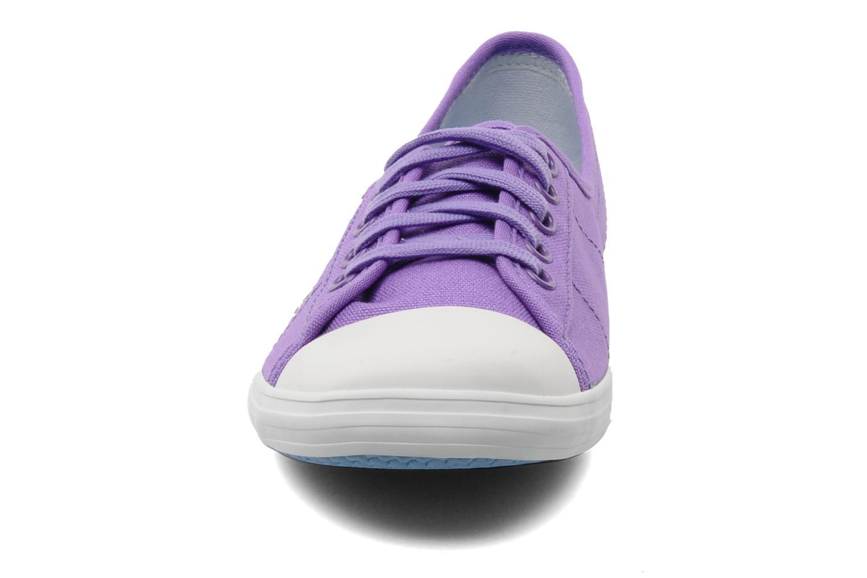 Baskets Lacoste Ziane Pt Violet vue portées chaussures